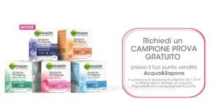campione omaggio Garnier Idratante Prodigiosa