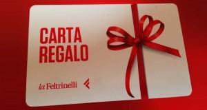 carta regalo La Feltrinelli
