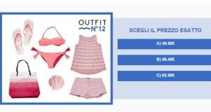 concorso Moda Mare Carrefour