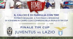 concorso TIM Bimbi in Campo