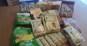 fornitura 13 prodotti Mulino Bianco Monica