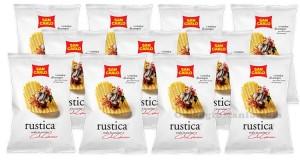 fornitura patatine San Carlo Rustica