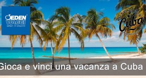 gioca e vinci una vacanza a Cuba