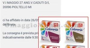 kit Coloreria Italiana spediti
