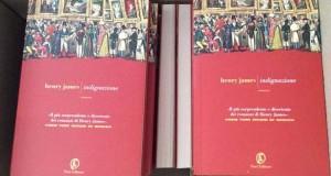 libri Indignazione di Henry James