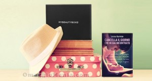 libro e cofanetto MyBeautyBox