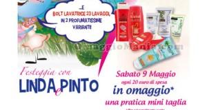 mini taglia omaggio da Acqua&Sapone