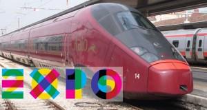 sconto biglietti Italo Treno per EXPO 2015