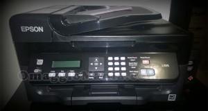 stampante Epson EcoTank L555 vinta da Francesca