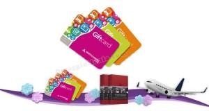 vinci gift card Mondadori con WC Net Flower