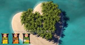 vinci vacanza ai Caraibi con Lay's