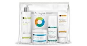 Acnegen sistema di protezione contro l'acne