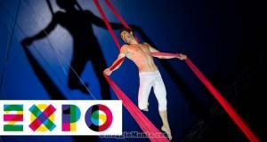 Cirko Vertigo a Expo 2015