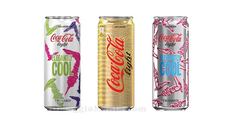 Coca Cola firmate Trussardi