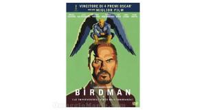 DVD del film Birdman