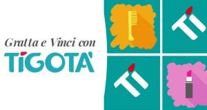 Gratta e Vinci un buono sconto con Tigotà