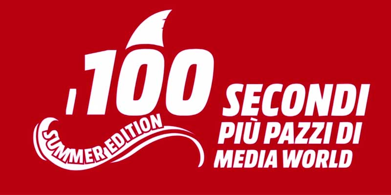I 100 secondi più pazzi di Media World Summer Edition