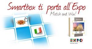 Smartbox ti porta all'Expo 2015