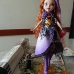 bambola Ever After High ricevuta da Sabry77