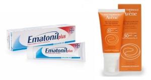 campioni omaggio Avène e Ematonil Plus
