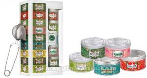 cofanetto tè verde Kasmi Tea