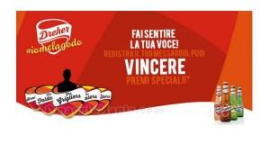 concorso Goditi una Dreher con Radio 105