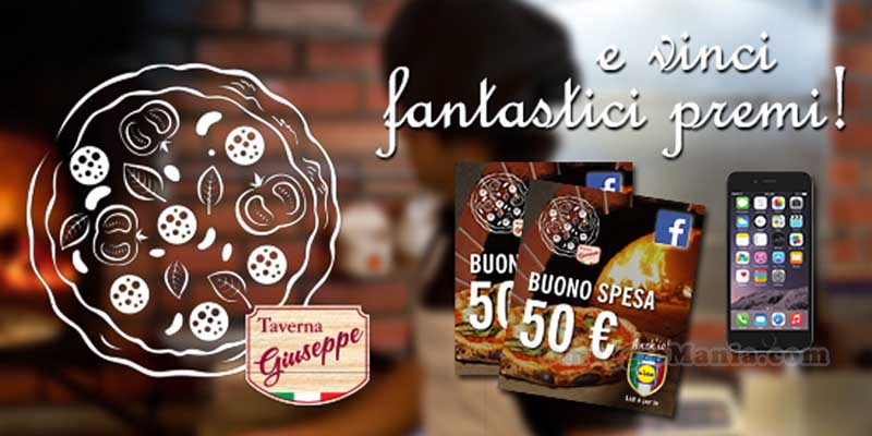 concorso LIDL Pizza FANtastica