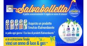 concorso Salvabolletta Emulsio