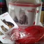kit gatto Royal Canin ricevuto da Tizzi