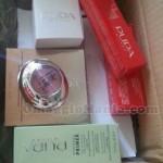 kit make-up Pupa Milano ricevuto da Concetta