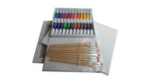 kit per dipingere ad olio Calcografia