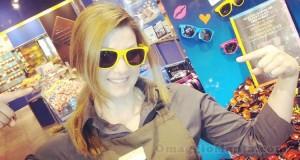 occhiali da sole omaggio da Lindt