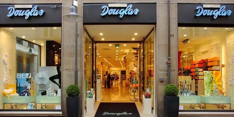 profumerie Douglas negozio