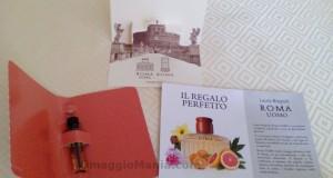 profumo Laura Biagiotti ricevuto da Giusy