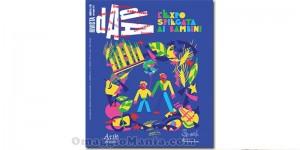 rivista gratuita L'Expo spiegata ai bambini