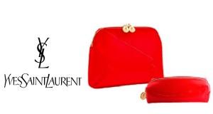 trousse e borsetta Yves Saint Laurent