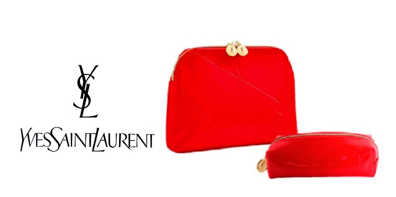 trousse e borsetta Yves Saint Laurent