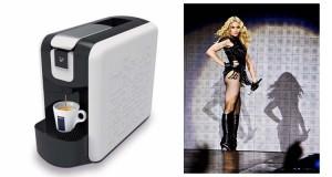 vinci Lavazza Espresso Point Mini o concerto di Madonna
