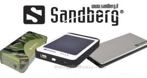 vinci caricatori portatili con Sandberg