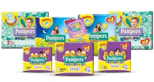 vinci fornitura di pannolini Pampers
