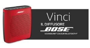 vinci il diffusore Bose