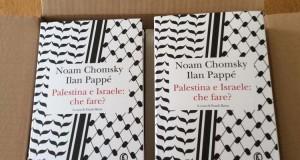 vinci libro Chomsky e Pappé con Fazi Editore