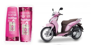 vinci scooter Honda con Elvive