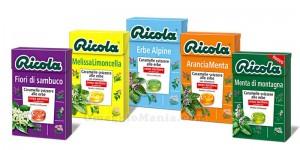 vinci un pacco sorpresa di Ricola