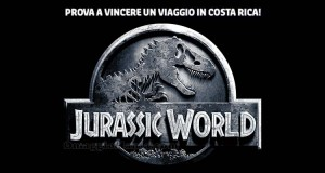 vinci viaggio in Costa Rica con Jurassic World
