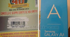 vinto Samsung Galaxy A3