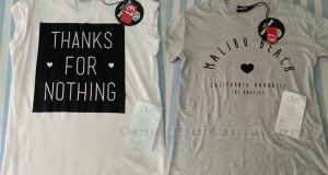 2 magliette gratis da OVS