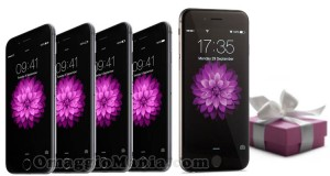 50 iphone 6 in palio con Conad