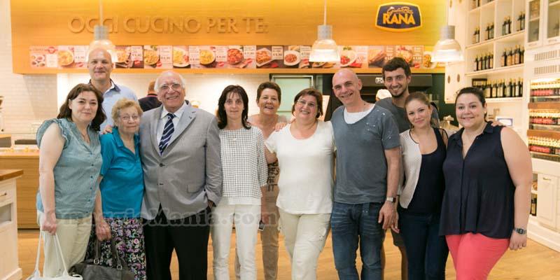 Benvenuti da Giovanni Rana 2014