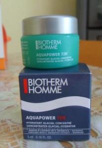 Biotherm Homme 72h ritirato da Antonella
